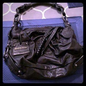 Rare original Juicy Couture leather hobo